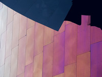 Gehry Museum Wall, Seattle